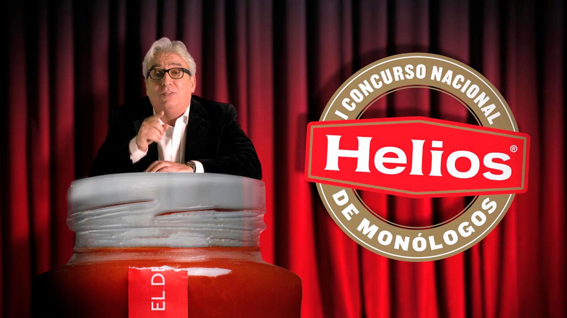 Leo Harlem para Helios
