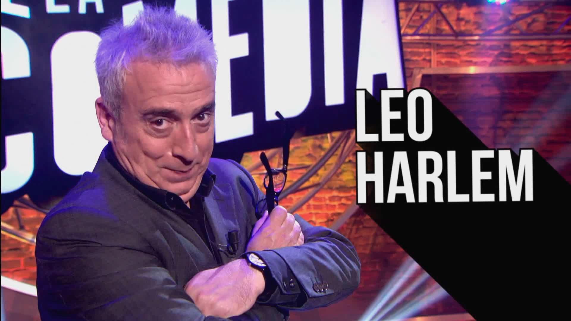 Leo Harlem monçologos