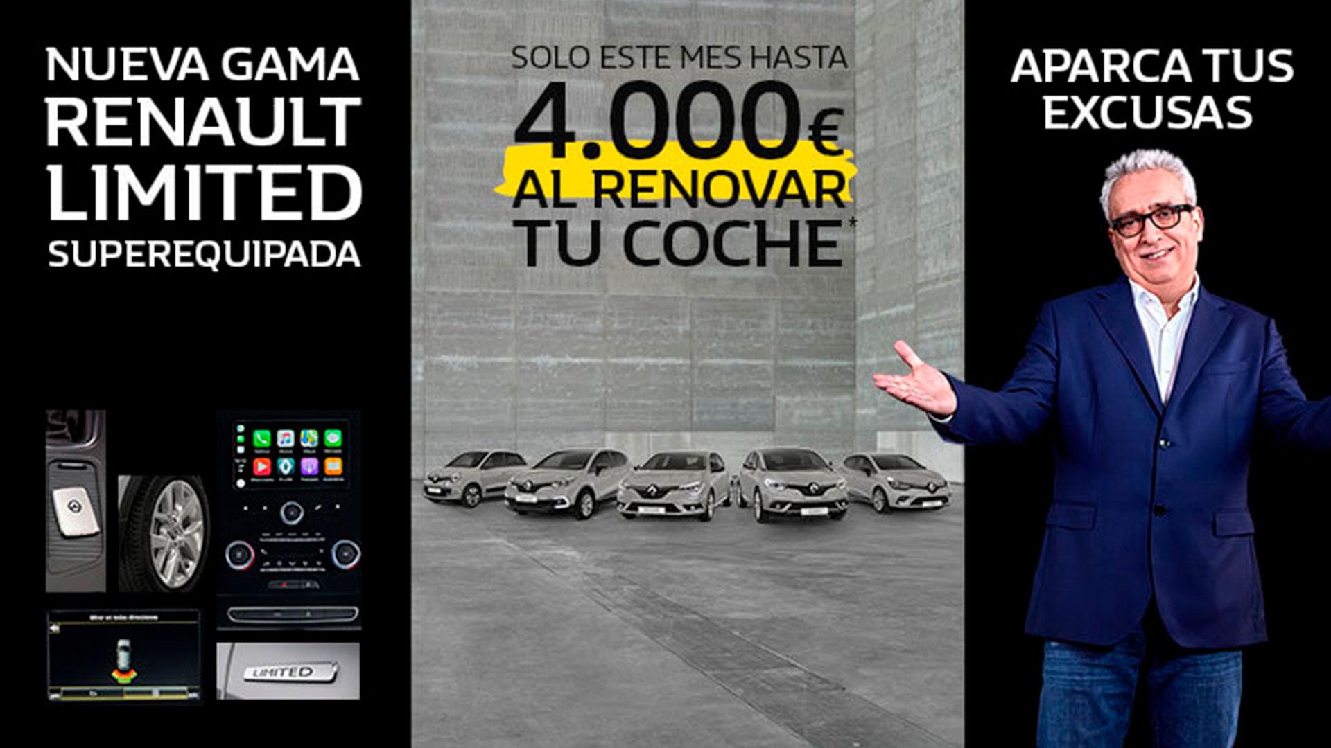 Leo Harlem para Renault